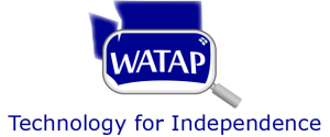 WATAP Washington Assitive Technology Act Program